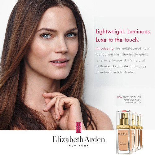 Make-up Elizabeth Arden Flawless Finish Perfectly Nude
