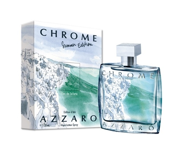 Azzaro Chrome for Men Summer 2013