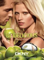 Zelené jablíčko DKNY Be Delicious EDP 15 ml