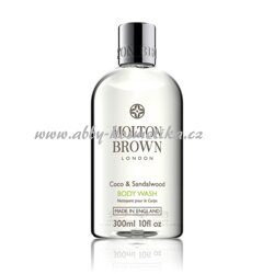 Molton Brown Coco & Sandalwood Body Wash sprchový gel kokos a santal 300 ml