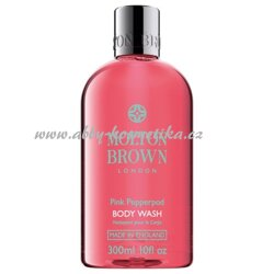 Molton Brown Pink Pepperpod Body Wash sprchový gel s růžovým pepřem 300 ml