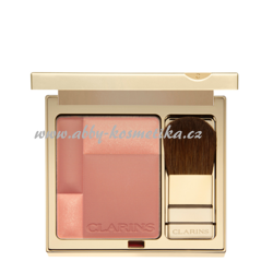 Clarins Blush Prodige Illuminating Cheek Colour rozjasňující tvářenka odstín 05 Rose Wood 7,5 g