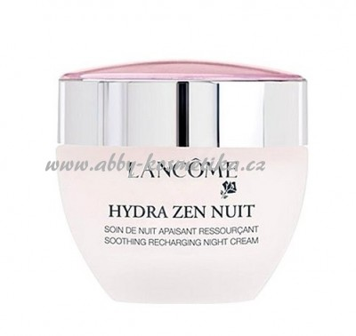 Lancome Hydra Zen Nuit Soothing Recharging Night Cream 50 ml tester