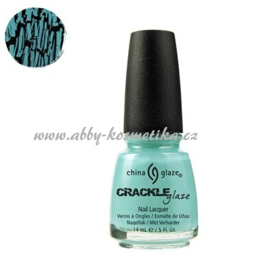 China Glaze Crackle Glaze lak na nehty odstín Crushed Candy 14 ml