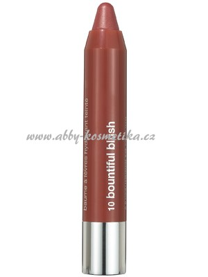 Clinique Chubby Stick Moisturizing Lip Colour Balm hydratační rtěnka odstín 10 Bountiful Blush 3 g