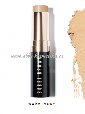 Bobbi Brown Skin Foundation Stick odstín Warm Ivory make-up 9 g
