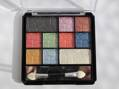 Amuse 10 Color Eyeshadow Diamond Palette odstín Blue Sky 13 g