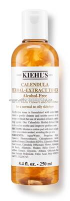 Kiehl's Calendula Herbal Extract Alcohol-Free Toner 250 ml