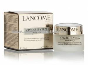 Lancome Absolue Yeux Premium BX Regenerating And Replenishing Eye Care oční zpevňující krém 20 ml tester