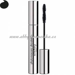 Sisley řasenka Phyto Mascara Ultra Stretch odstín 01 Deep Black 7,5ml
