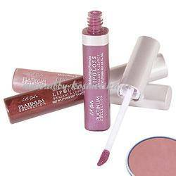 L.A.Girl USA Cosmetics lesk na rty Lipgloss Brillant odstín LG851 Tickled Pink 7,5 ml