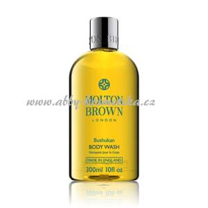 Molton Brown Bushukan Body Wash sprchový gel s citrusovou vůní 300 ml