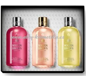 Molton Brown Floral and Citrus Gift Set 3ks