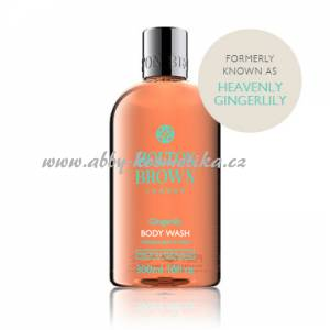 Molton Brown Gingerlily Body Wash sprchový gel se zázvorem 300 ml