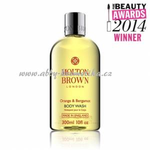 Molton Brown Orange & Bergamot Bath & Shower Gel  sprchový gel pomeranč a bergamot 300 ml
