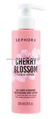 Sephora Moisturizing Body Lotion Cherry Blossom 200ml